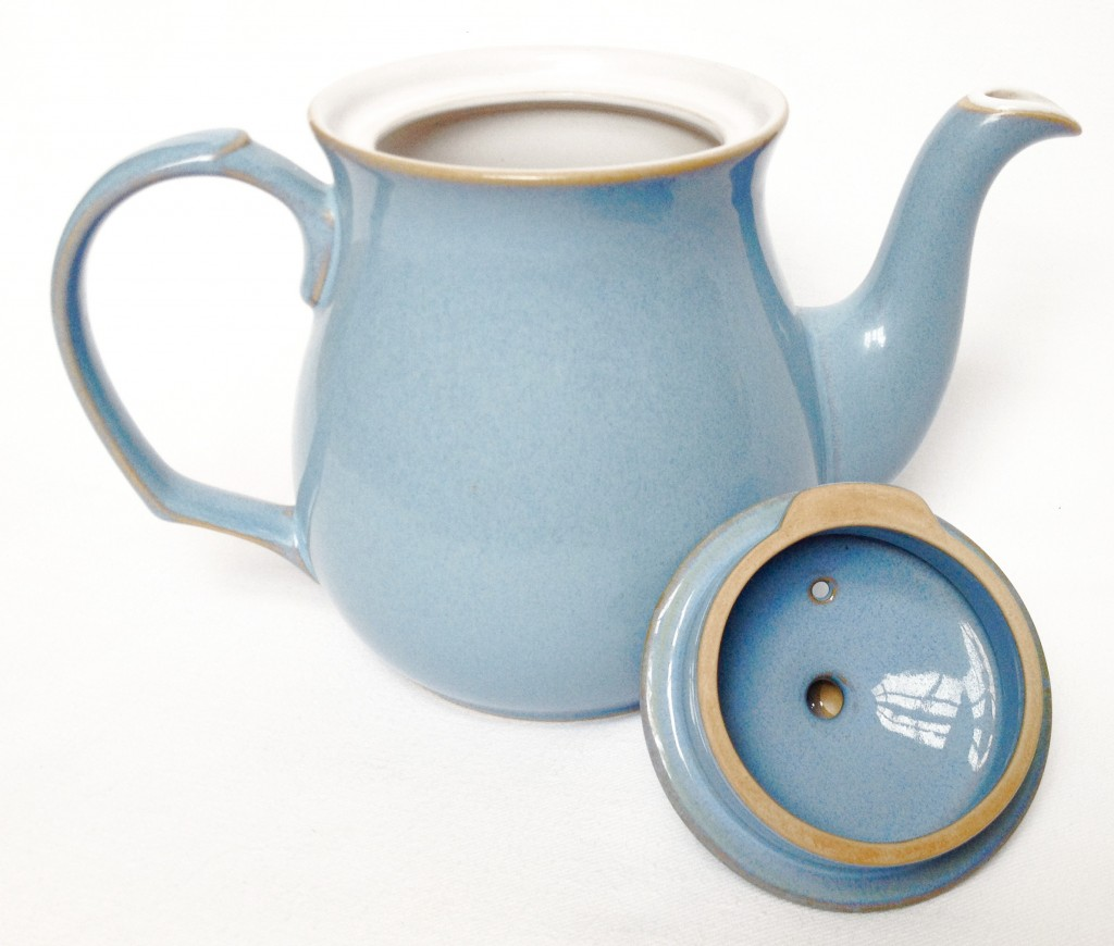 Nivag Collectables: Denby - Colonial Blue: Teapot